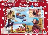 Petzi, Nur Fliegen ist schöner (Kinderpuzzle)