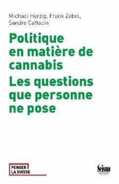 Politique en matière de Cannabis