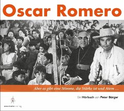Oscar Romero, 1 Audio-CD - Bürger, Peter