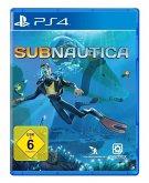 Subnautica (PlayStation 4)