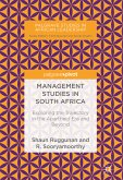 Management Studies in South Africa (eBook, PDF)