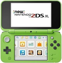 Minecraft New Nintendo 2DS XL Creeper Edition inkl. Minecraft 3DS Edition vorinstalliert