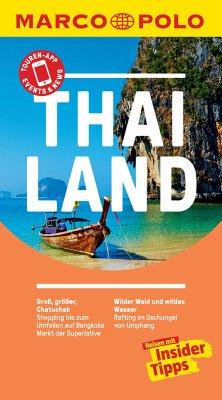 MARCO POLO Reiseführer Thailand (eBook, ePUB) - Hahn, Wilfried