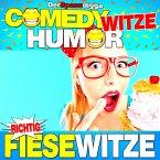 Comedy Witze Humor - Richtig fiese Witze (MP3-Download)