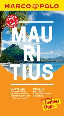 MARCO POLO Reiseführer Mauritius (eBook, ePUB) - Langer, Freddy