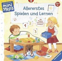 Allererstes Spielen und Lernen (Restauflage) - Grimm, Sandra