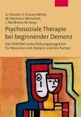 Psychosoziale Therapie bei beginnender Demenz (Mängelexemplar)