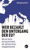 Wer bezahlt den Untergang der EU? (Mängelexemplar)