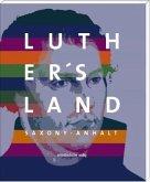 Luther's Land Saxony-Anhalt (Mängelexemplar)