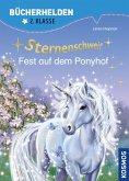 Sternenschweif, Bücherhelden 2. Klasse, Fest auf dem Ponyhof (eBook, PDF)
