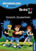 Die drei ??? Kids, Bücherhelden, Vorsicht, Zaubertinte! (drei Fragezeichen Kids) (eBook, PDF)