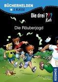 Die drei ??? Kids, Bücherhelden, Die Räuberjagd (drei Fragezeichen Kids) (eBook, PDF)