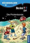 Die drei ??? Kids, Bücherhelden, Die Piratenbande (drei Fragezeichen Kids) (eBook, PDF)