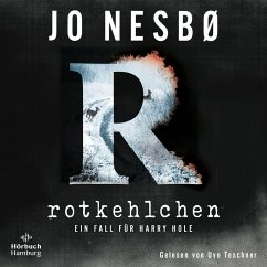Rotkehlchen / Harry Hole Bd.3 (MP3-Download) - Nesbø, Jo
