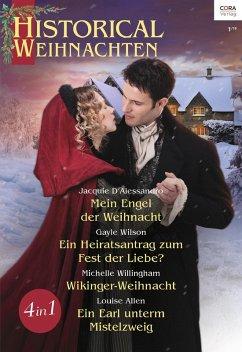 Historical Weihnachten Band 11 (eBook, ePUB)