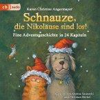 Schnauze, die Nikoläuse sind los / Schnauze Bd.4 (MP3-Download)