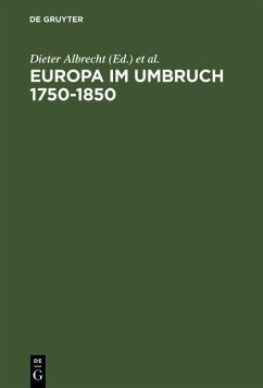 Europa im Umbruch 1750-1850 (eBook, PDF)