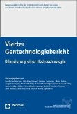 Vierter Gentechnologiebericht