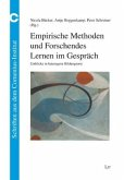 Empirische Methoden und Forschendes Lernen im Gespräch