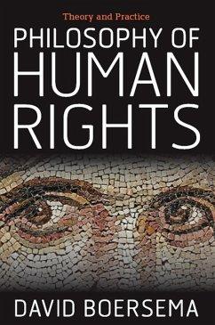Philosophy of Human Rights (eBook, ePUB) - Boersema, David