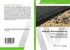 Asphalt- Bitumenalterung
