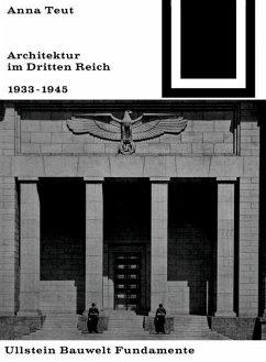 Architektur im Dritten Reich 1933 - 1945 (eBook, PDF)