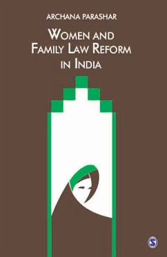 Women and Family Law Reform in India (eBook, ePUB)