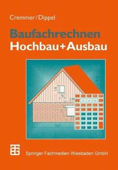 Baufachrechnen (eBook, PDF) - Cremmer, Rolf; Dippel, Frank