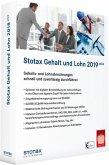 Stotax Gehalt und Lohn Plus 2019, 1 CD-ROM