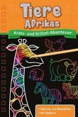 Kratzbuch: Tiere Afrikas