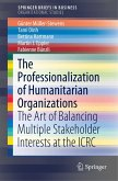 The Professionalization of Humanitarian Organizations