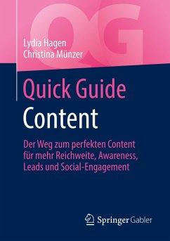Quick Guide Content - Hagen, Lydia; Münzer, Christina