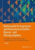 Mathematik fur Ingenieure und Naturwissenschaftler - Klausur- und Ubungsaufgaben (eBook, PDF)