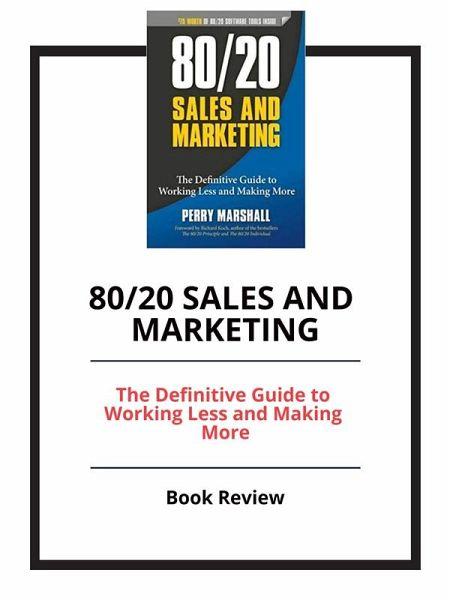 20 ebook 80 principle