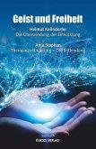Geist und Freiheit (eBook, ePUB)