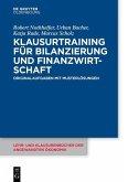 Klausurtraining für Bilanzierung und Finanzwirtschaft (eBook, PDF)
