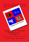 Sybrina's Phrase Thesaurus - Volume 3 (eBook, ePUB)