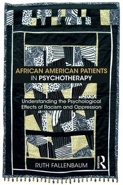 African American Patients in Psychotherapy (eBook, ePUB)