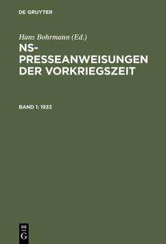 1933 (eBook, PDF)