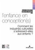 Lenfance en conception(s) (eBook, ePUB)