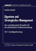 Eigentum und Strategisches Management (eBook, PDF)