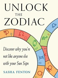 Unlock the Zodiac - Fenton, Sasha (Sasha Fenton)