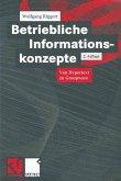 Betriebliche Informationskonzepte (eBook, PDF)