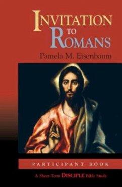 Invitation to Romans: Participant Book (eBook, ePUB)