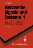 Netzwerke, Signale und Systeme (eBook, PDF)