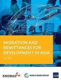 Migration and Remittances for Development Asia (eBook, ePUB)