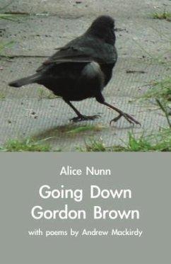 Going Down Gordon Brown (eBook, ePUB)