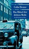 Das Rätsel der dritten Meile / Ein Fall für Inspector Morse Bd.6