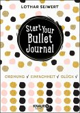 Start Your Bullet Journal