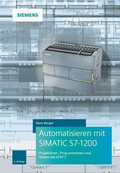 Automatisieren mit SIMATIC S7-1200 (eBook, PDF) - Berger, Hans